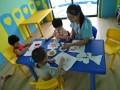 英语托教班幼儿园家庭式托儿所火车站罗宾森梧村文灶