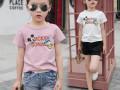 儿童短袖亏本清货处理厂家全新一手货源夏季儿童套装批发保证质量