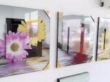 广州拓美TM-2513 理光 uv平板打印机玻璃打印机厂家