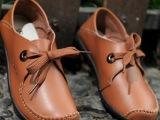 女鞋免费代理平跟单鞋女式皮鞋真皮孕妇休闲鞋平跟妈妈鞋一件代发