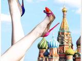 欧美大牌透明胶片圆点铆钉蝴蝶结尖头高跟单鞋大码外贸货源速卖通