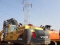 沃尔沃二手挖掘机原装EC360B、240B等出售