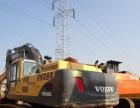 益阳:沃尔沃二手挖掘机原装EC210B、240B等低价出售