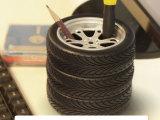 创意轮胎笔筒 汽车礼品促销活动