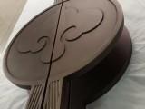 佳木斯定做高大上风油咖啡色铝板雕刻拉手完美图美伦美唤