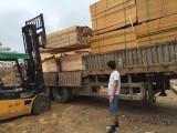 建筑木方批发南方松木方加工、批发