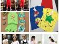 四川绵阳哪里有几块钱5元童装卡通印花短袖体恤批发厂家直销货源