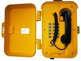 地鐵緊急求助電話機 隧道應急電話機 工業防水電話機