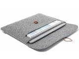 厂家直销ipad电脑毛毡保护套毛毡包可来样定做