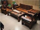 老船木茶台茶桌椅中式功夫茶茶台组合