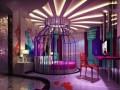 沙坪坝大学城主题酒店装修设计,主题宾馆酒店装饰设计,爱港装饰