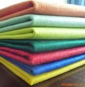 【交货及时】宁波可定制针刺无纺布工艺布  宁波可定制彩色工艺布