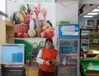 生鲜超市日流水5000盈利水果店转让可做超市k