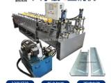 源航機械 冷彎機檁條機 C型槽金屬成型機 C型鋼機