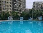 南瓯明园游泳池6月成人速成班游教练游泳培训