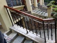 成都楼梯扶手 栏杆 窗花 艺术家私等铁艺产品,