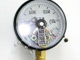 中凯气动仪表批发 真空磁助式电接点压力表