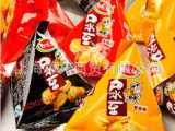 口水娃兰花豆/口水豆  江苏特产炒货  牛肉/蟹香/香辣味 8斤