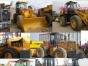 公司搬迁低价,二手装载机 压路机 推土机 挖掘机 叉车