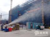 供应环保降尘喷雾机远程雾炮机