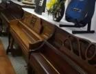 低价出售二手钢琴, 全新钢琴, 中西乐器 钢琴凳,钢琴罩
