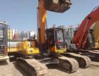国产销量较好的二手挖掘机三一215-9出售