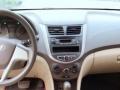 现代 瑞纳 2010款 三厢 1.4L 自动舒适型GS