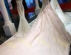 福州较具性价比婚纱 礼服租赁。定制。跟妆