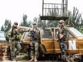 真人CS装备租赁户外拓展装备军训装备租赁镭射枪激光彩弹