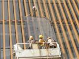 廣州三艷裝飾工程 幕墻安裝 維修 換玻璃改開窗 行業領航者