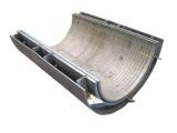 布料溜槽堆焊修复气保护耐磨药芯焊丝LQ643