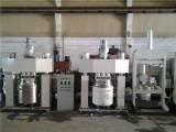广东真空分散机 双组份聚硫密封胶生产设备 广东密封胶设备厂家