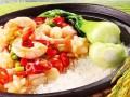 秧苗青青煲仔饭 食材多样营养非常全面