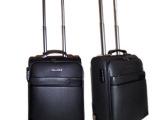 皇冠掌柜推荐特价18寸万向轮拉杆箱防水耐磨黑色商务登机行李箱