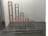 广州大象方管桁架 烤漆白色桁架 镀锌桁架舞台背景