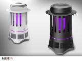 光触媒电蚊器 家用灭蚊器电子驱蚊灭蚊器 电蚊灯提供0EM 自主模