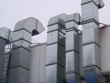 供应不锈钢风管 不锈钢螺旋风管