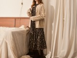 昆明哈尔滨女装折扣批发一件代发 尾货女装大衣