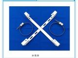 河南光缆金具ADSS光缆余缆架 热镀锌十字预留架