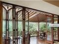别墅装修高档材料(铝木复合门窗 进口系统门窗等)