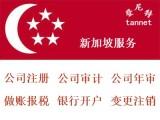 新加坡公司年审服务 新加坡公司会计做账