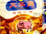 大不同牛肉310g 牛肉制品 休闲食品 嘉兴特产 卤制 肉类零食