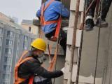 西安外墙维修瓷片脱落真石漆漆皮脱落外墙翻新蜘蛛人高空作业
