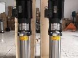 山东金润源泵业济南蒸汽锅炉立式不锈钢多级补给水泵维修