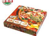 潮香村至尊匹萨200g6寸冷速冻披萨成品比萨微波家庭西餐食品