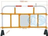 武汉PVC塑料围栏胶马 护栏道路施工隔离栏