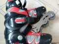9成新轮滑鞋
