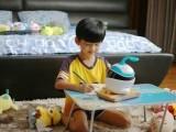 莎和亚尔 深圳金骏和早教机器人 孩子无忧成长