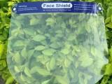 现货供应 透明PET双面防雾防飞沫 防护面罩