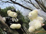 情侣熊 泰迪熊 婚车熊 婚纱熊 婚宴小熊之薇薇新娘 毛绒公仔